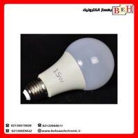 لامپ حبابی 15 وات smd