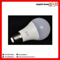 لامپ حبابی 9 وات smd